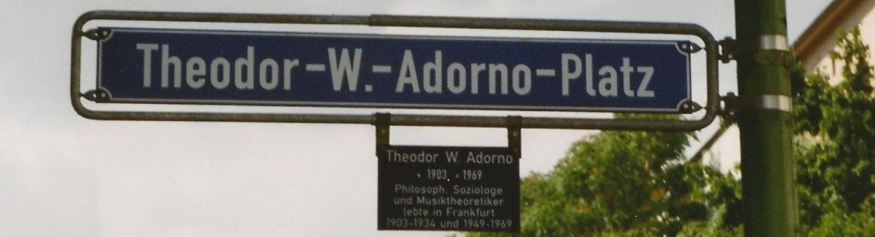 The Association for Adorno Studies